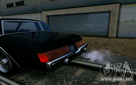 ENB for Medium PC para GTA San Andreas undécima de pantalla
