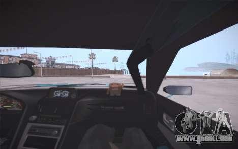 Elegy DRIFT KING GT-1 (Stok wheels) para las ruedas de GTA San Andreas