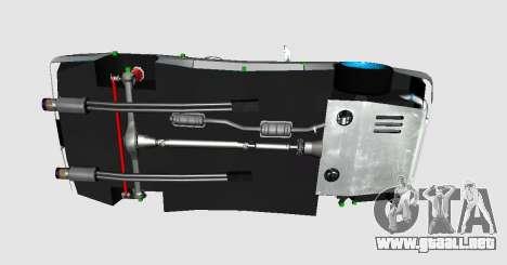 Elegy DRIFT KING GT-1 (Stok wheels) para la visión correcta GTA San Andreas