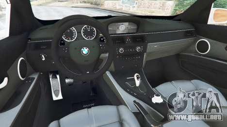 BMW M3 (E92) [LibertyWalk] v1.1 para GTA 5