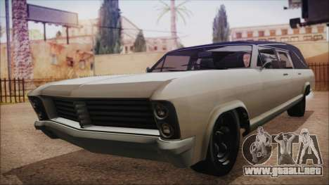 GTA 5 Albany Lurcher Bobble Version IVF para GTA San Andreas