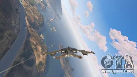 GTA 5 Batwing octavo captura de pantalla