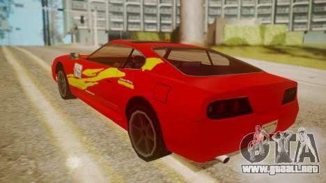 Jester FnF Skins 1 para la vista superior GTA San Andreas