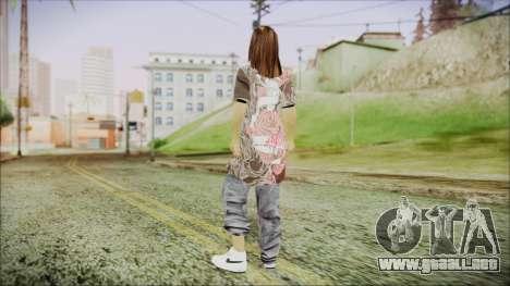 Home Girl Chola 3 para GTA San Andreas tercera pantalla