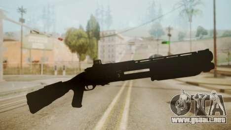 CQC-11 Combat Shotgun para GTA San Andreas