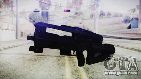 VA-1810X Sub Machine Gun para GTA San Andreas
