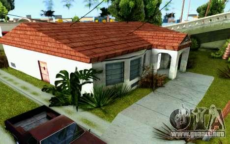 ENB for Medium PC para GTA San Andreas novena de pantalla