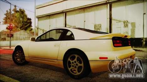 Nissan Fairlady Z Twinturbo 1993 para GTA San Andreas left