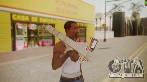 GTA 5 Stinger para GTA San Andreas tercera pantalla