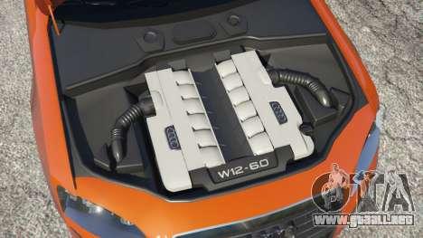 Audi A8 v1.1 para GTA 5
