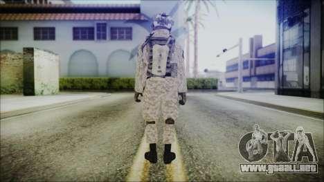 CODE5 Afghanistan para GTA San Andreas tercera pantalla
