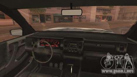 GTA 5 Declasse Granger Civilian IVF para la visión correcta GTA San Andreas
