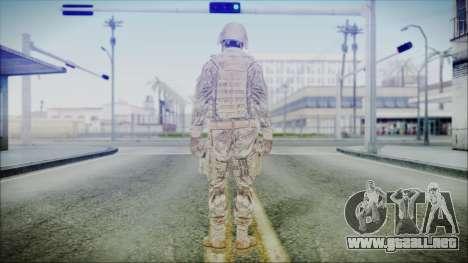 CODE5 India para GTA San Andreas tercera pantalla