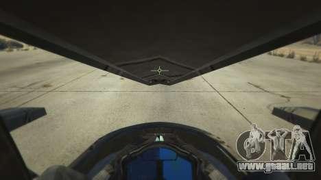 GTA 5 Batwing quinta captura de pantalla