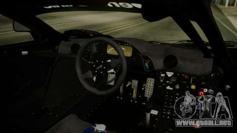 McLaren F1 GTR 1998 Loctite para la visión correcta GTA San Andreas