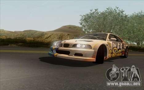 Amazing Graphics para GTA San Andreas quinta pantalla