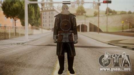 Boyar Knight - 17th Century para GTA San Andreas segunda pantalla