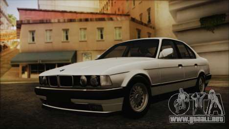 BMW 7-er E32 Stock para GTA San Andreas