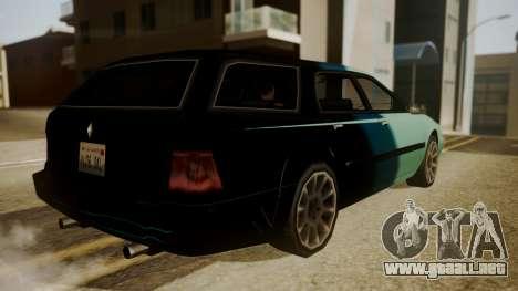 Stratum FnF Skins para visión interna GTA San Andreas