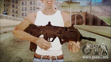 MSBS para GTA San Andreas tercera pantalla