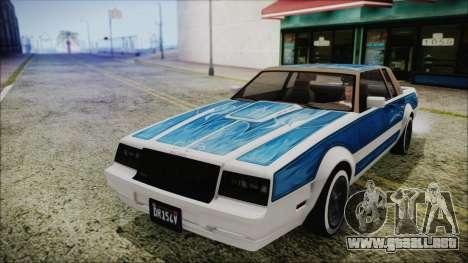 GTA 5 Willard Faction Custom para la visión correcta GTA San Andreas