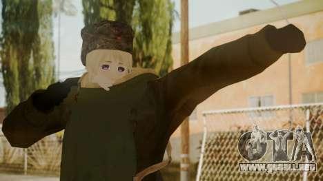 Red Army Cossack - WW2 para GTA San Andreas