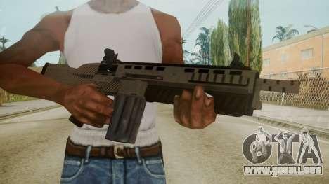 GTA 5 Combat Shotgun para GTA San Andreas