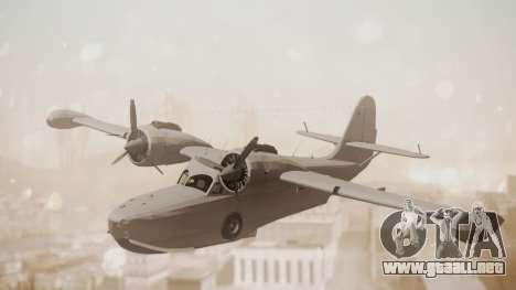 Grumman G-21 Goose Paintkit para GTA San Andreas