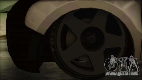 Peugeot Bipper para la visión correcta GTA San Andreas