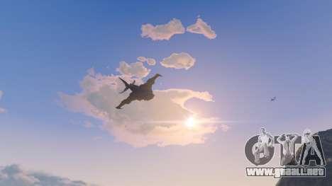 GTA 5 Batwing décima captura de pantalla