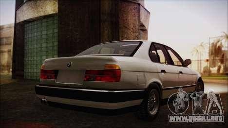BMW 7-er E32 Stock para GTA San Andreas left