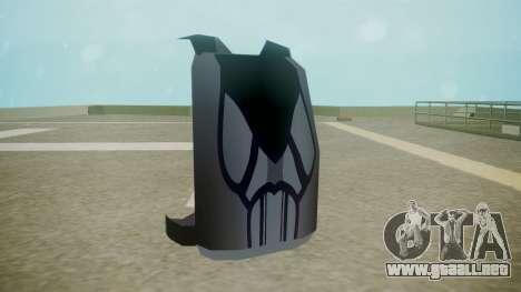GTA 5 Parachute para GTA San Andreas segunda pantalla