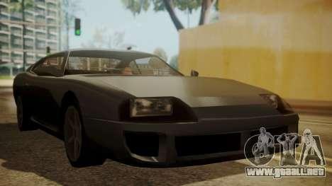 Jester FnF Skin 2 para GTA San Andreas vista hacia atrás