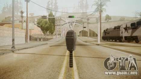 GTA 5 Detonator para GTA San Andreas segunda pantalla