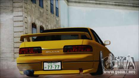 Nissan Onevia Type-X para GTA San Andreas left