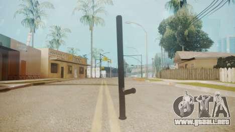 GTA 5 Night Stick para GTA San Andreas segunda pantalla
