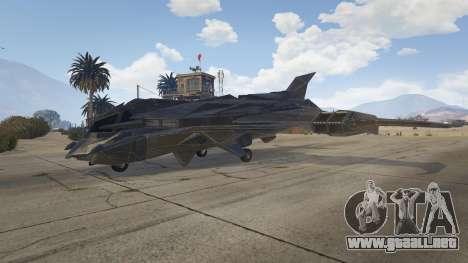 GTA 5 Batwing segunda captura de pantalla