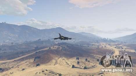 GTA 5 Batwing sexta captura de pantalla