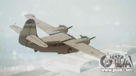 Grumman G-21 Goose VHIRM para GTA San Andreas left