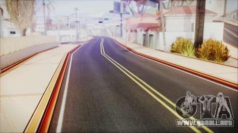 HD All City Roads para GTA San Andreas