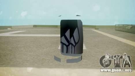 GTA 5 Parachute para GTA San Andreas tercera pantalla
