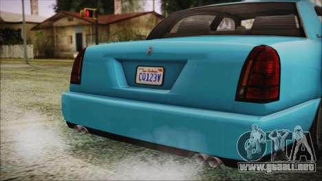 GTA 5 Albany Washington para la visión correcta GTA San Andreas