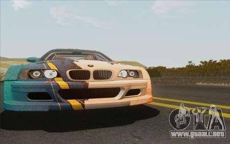 Amazing Graphics para GTA San Andreas sexta pantalla