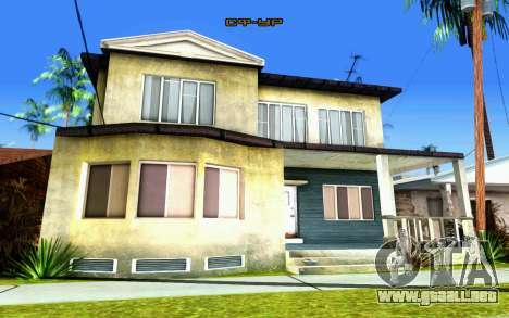 ENB for Medium PC para GTA San Andreas décimo de pantalla