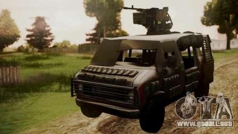 BF3 Rhino para la visión correcta GTA San Andreas