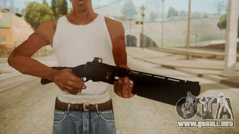 CQC-11 Combat Shotgun para GTA San Andreas tercera pantalla