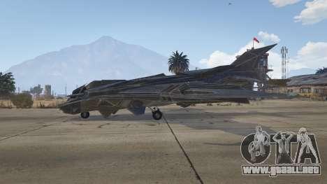 GTA 5 Batwing tercera captura de pantalla