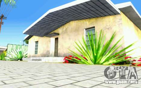 ENB for Medium PC para GTA San Andreas tercera pantalla
