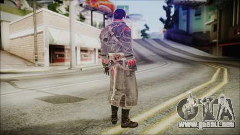 Shay Patrick Cormac - Assassins Creed Rogue para GTA San Andreas tercera pantalla