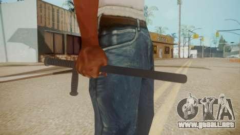 GTA 5 Night Stick para GTA San Andreas tercera pantalla